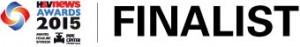 H & V NEWS Awards Finalist logo