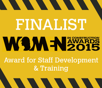 Award for Staff Development and Training