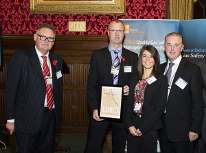 Parliamentary Carbon Monoxide Group reception with Association