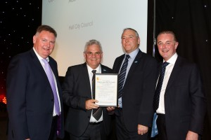 AGSM Gas Safety awardds 2015 in Oxford. Picture by Shaun Fellows / Shine Pix